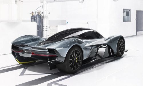 Aston Martin AM-RB 001 to feature Cosworth V12 engine