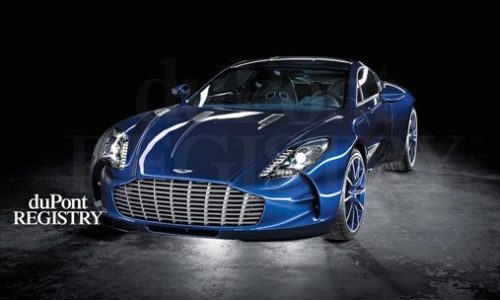 For Sale: Aston Martin One-77, travelled just 730 miles