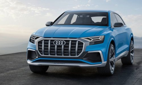 Audi RS Q8 concept heading to Geneva, to spawn BMW X6 M rival – report