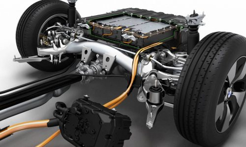 BMW developing solid-state battery technology for EVs