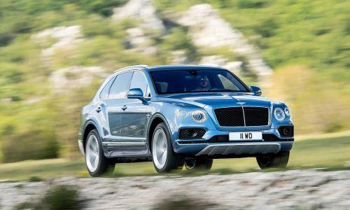 Bentley considering smaller SUV, beneath Bentayga – report