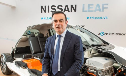 Nissan CEO Carlos Ghosn stands down, focus on alliance expansion