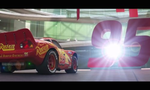 Third Cars 3 movie trailer released (video)