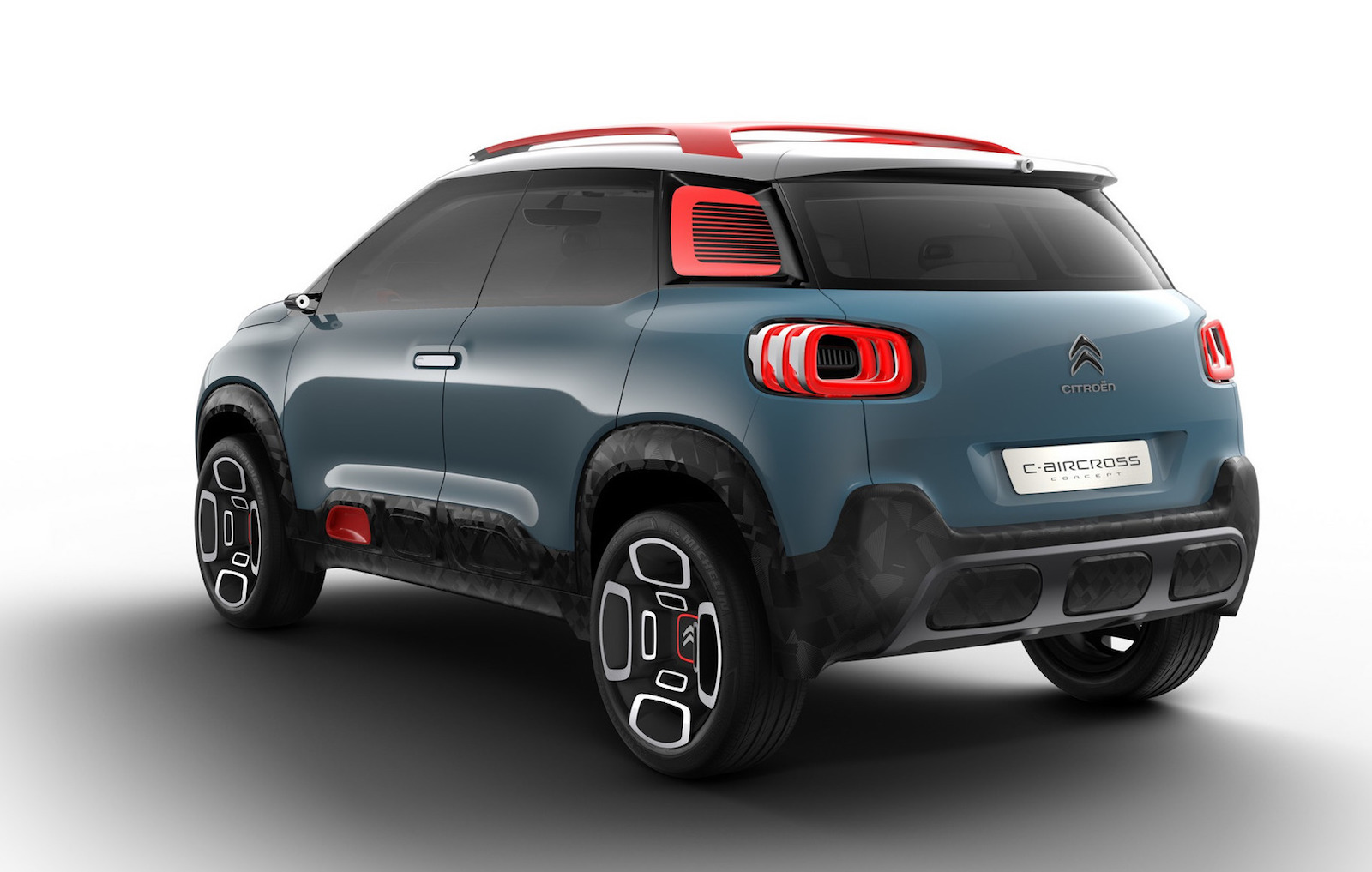 citroen c3 c aircross concept previews new compact suv performancedrive. Black Bedroom Furniture Sets. Home Design Ideas
