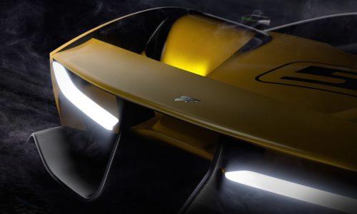 Fittipaldi EF7 Vision Gran Turismo previewed before Geneva