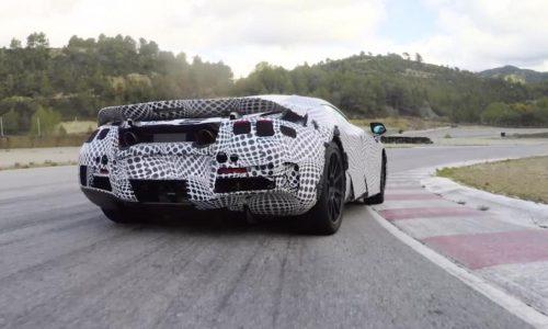 New McLaren Super Series '720' does 0-200km/h in 7.8s
