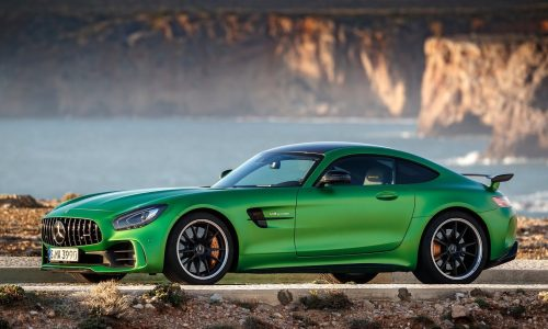 Mercedes-AMG GT R on sale in Australia in July, priced from $349,000