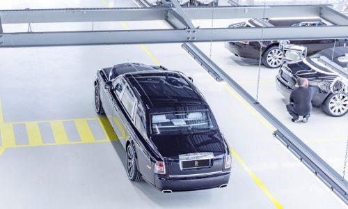 Last current-gen Rolls-Royce Phantom rolls off the line