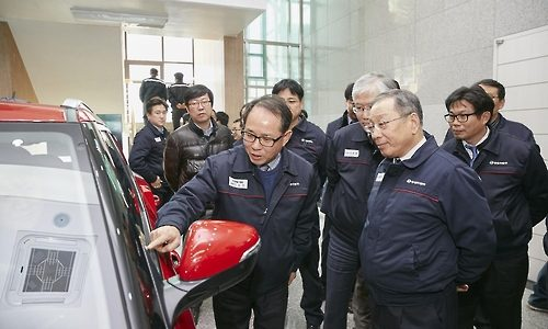 SsangYong to introduce 'Touch Screen' power windows
