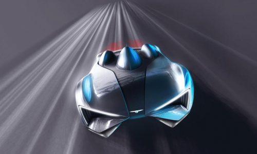 Techrules plans dramatic production car for Geneva