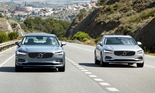 Volvo sets new global sales record in 2016, profits up 66 per cent
