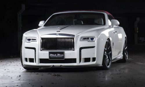 Wald makes bespoke cosmetic kit for Rolls-Royce Dawn