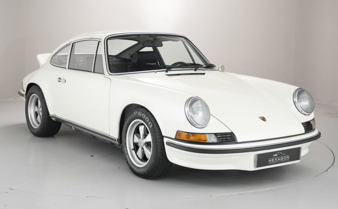 For Sale Mint 1973 Porsche 911 Carrera 2 7 Rs Touring