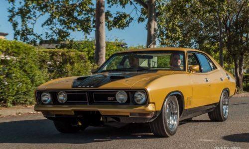 For Sale: Original 1975 Ford XB Falcon GT