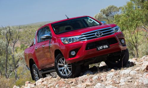 EXCLUSIVE: Toyota HiLux 'Rugged' off-road & 'SRX' luxury variants coming