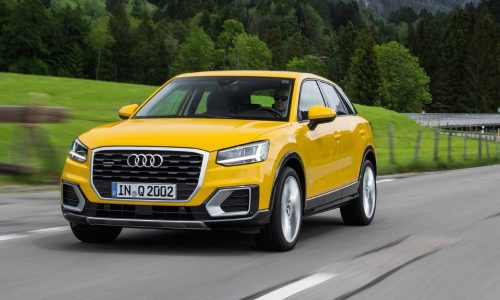 Audi SUV sales set to make up for half overall sales
