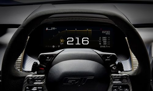 New Ford GT will offer 5 driving modes, including V-Max