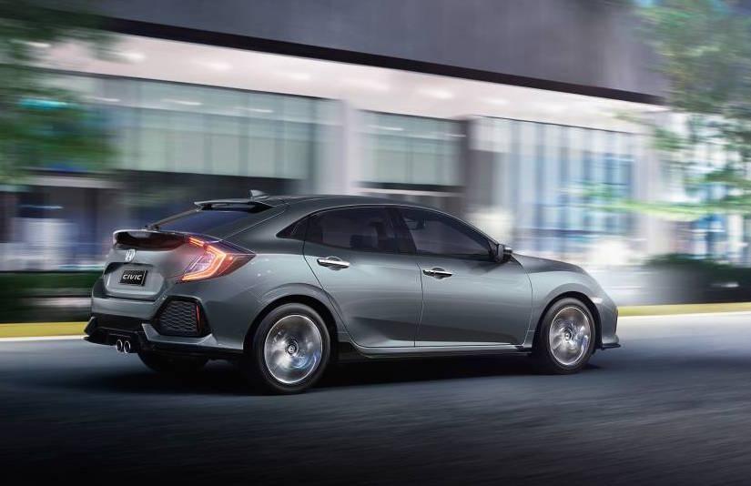2017 Honda Civic on sale in Australia from $22,390 ...