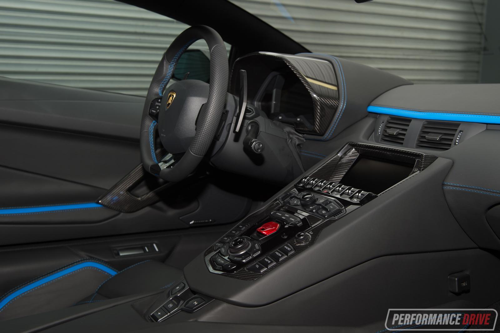 2017 Lamborghini Aventador S Review Australian Launch Video