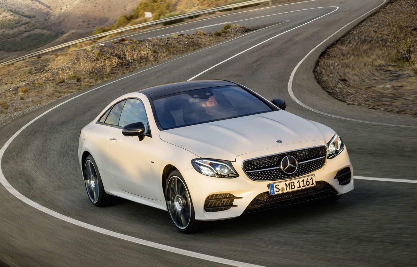 2017 Mercedes-Benz E-Class coupe on sale in Australia from ...