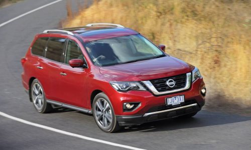 2017 Nissan Pathfinder now on sale in Australia from $41,990