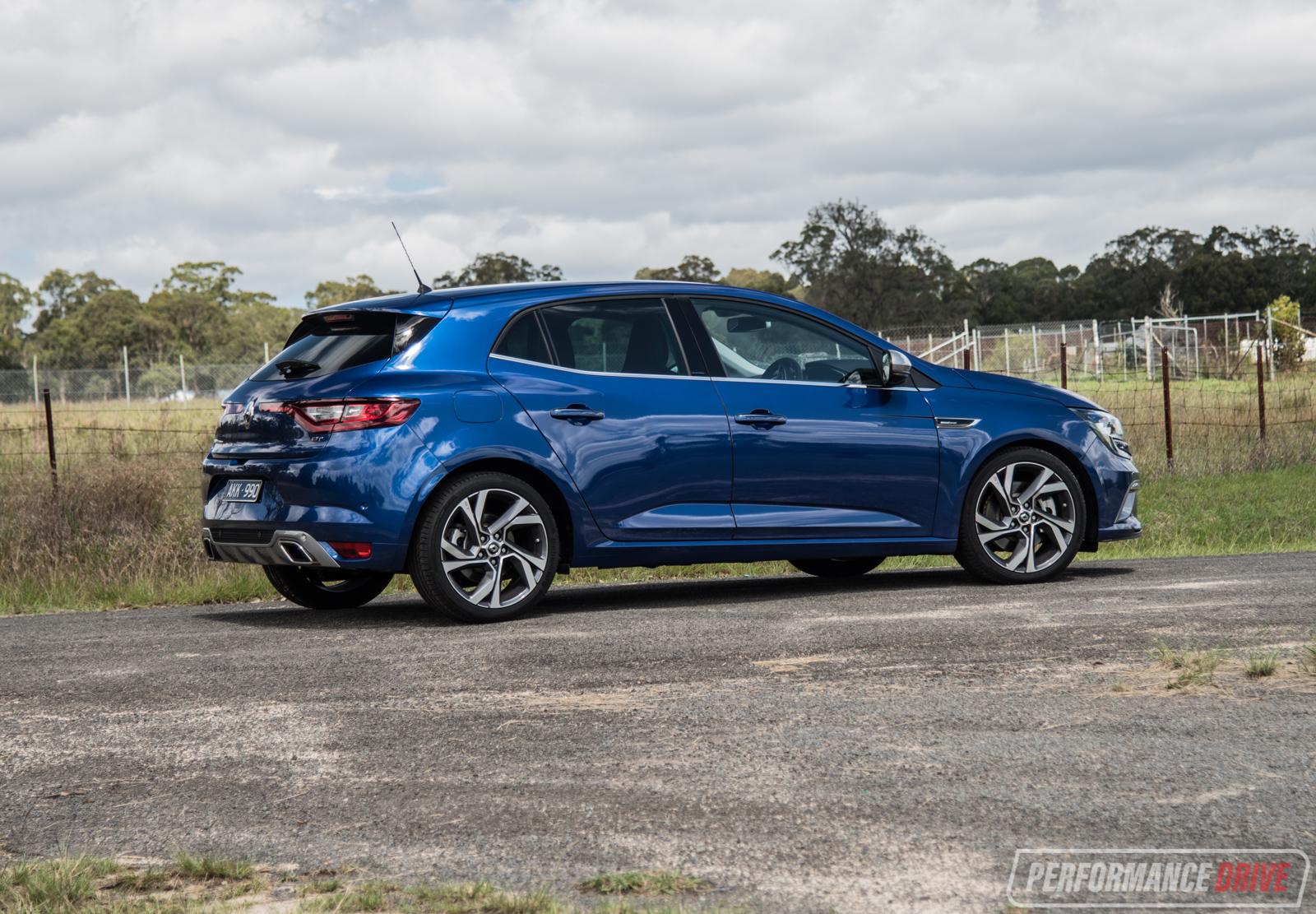 2017 Renault Megane Gt Review  Video