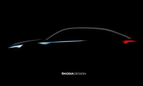 Skoda previews new four-door coupe, set to be Kodiaq coupe?