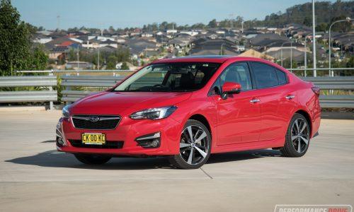 2017 Subaru Impreza review (video)