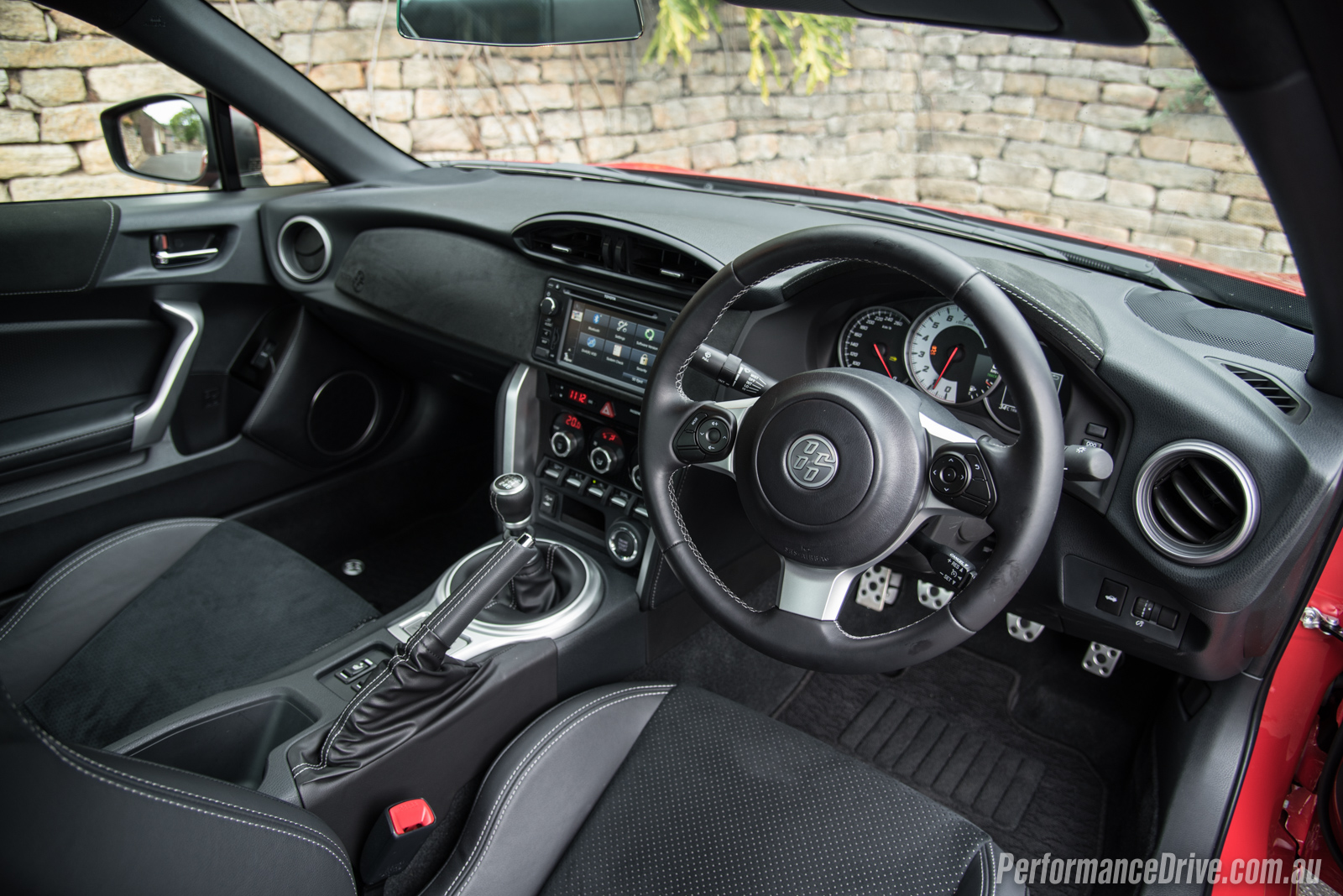 2017 Toyota 86 Gts Review Video Performancedrive