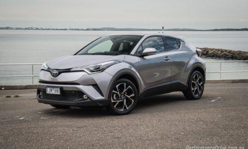 2017 Toyota C-HR Koba review (video)
