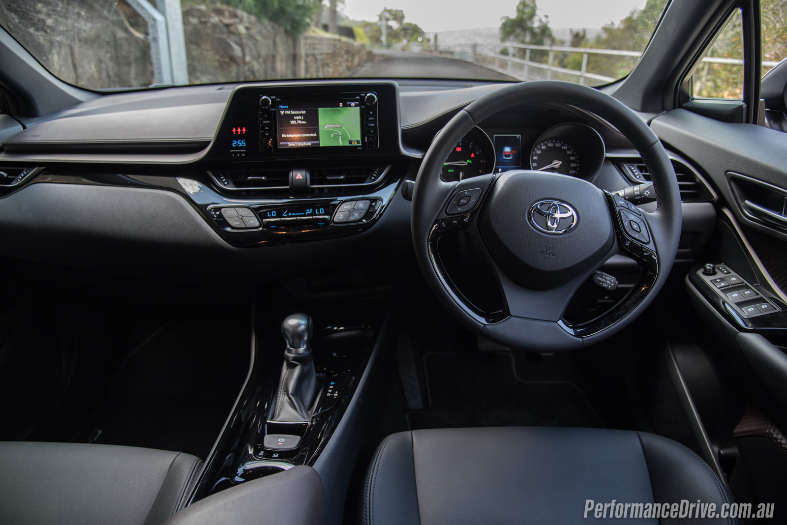 2017 Toyota C-HR Koba review (video) | PerformanceDrive