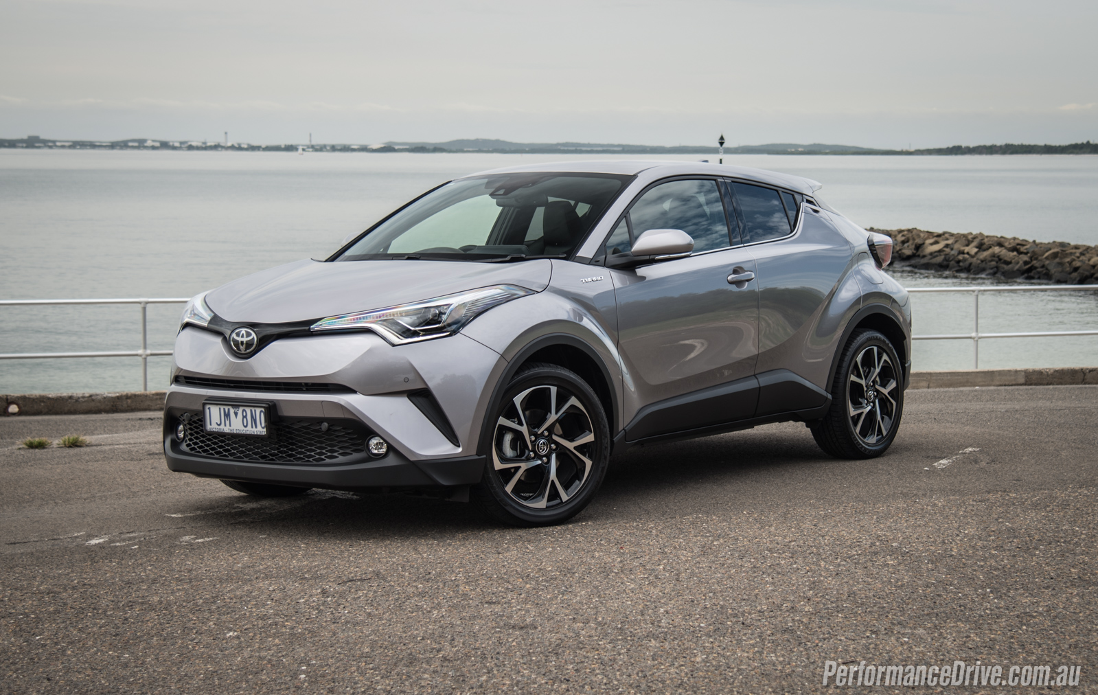 2017 Toyota C Hr Koba Review Video Performancedrive