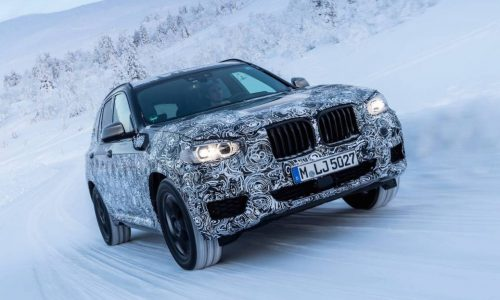 2019 BMW X3 M to debut 'S58' 3.0 turbo engine – report