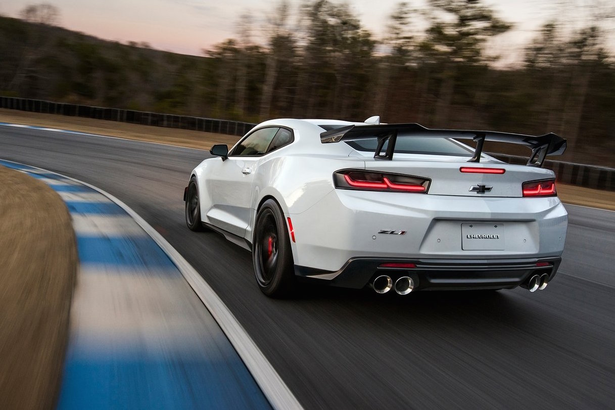 MY2019 Chevy Camaro Z/28 to feature 750hp aspirated V8 ...