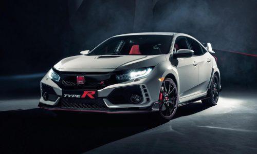 2018 Honda Civic Type R debuts, on sale in Australia Q4