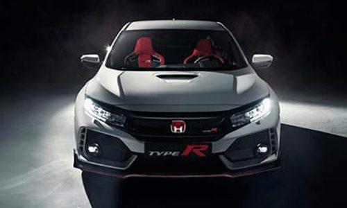 2018 Honda Civic Type R production version leaks online