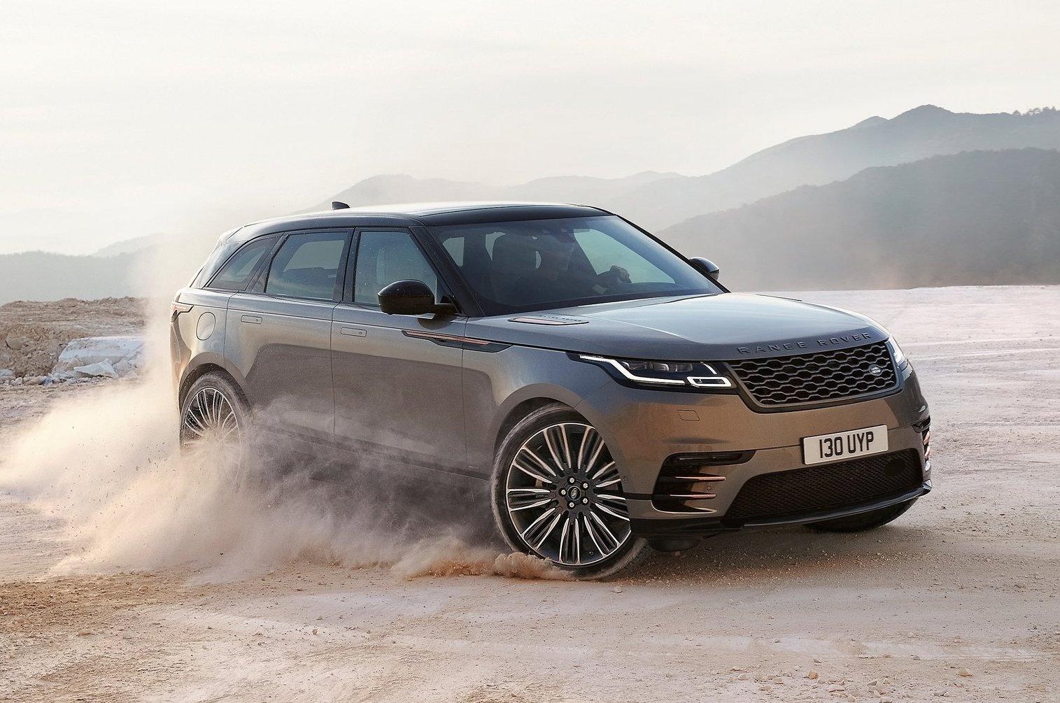 Range Rover Velar unveiled, to go on sale in Australia from $70,300 | PerformanceDrive