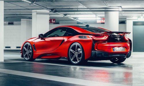 AC Schnitzer shows 'ACS8' upgrades for BMW i8