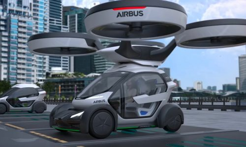 Italdesign & Airbus reveal futuristic 'Pop.Up' car with drone capability (video)
