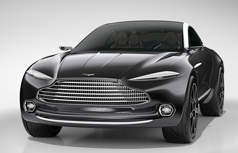 Aston Martin 'DBX' SUV will be full-size 5-door wagon ...