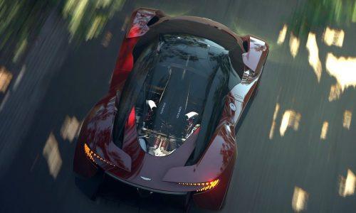 Aston Martin planning new mid-engine supercar to rival Ferrari 488 – report