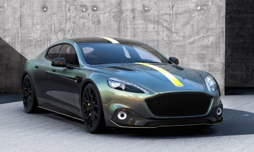 Aston Martin Rapide to be replaced by EV
