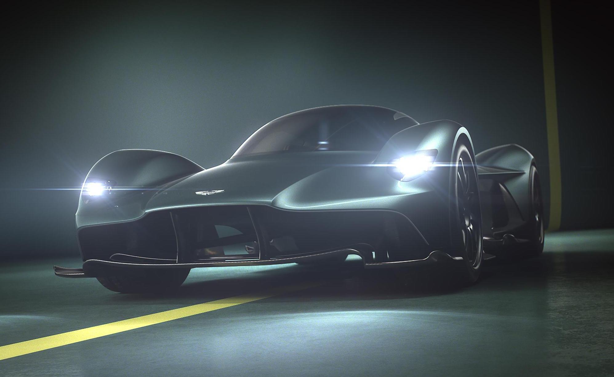 Aston Martin Valkyrie Confirmed As Am Rb 001 Hypercar