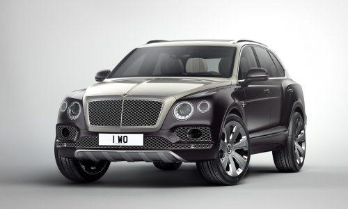 Bentley Bentayga by Mulliner is the ultimate luxury SUV