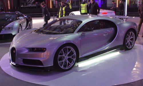 Bugatti Chiron 'Super Sport' edition could nudge 500km/h (video)