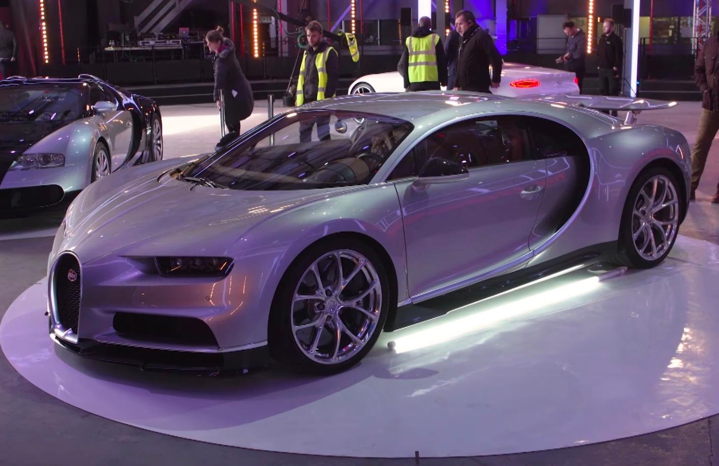 bugatti chiron 39 super sport 39 edition could nudge 500km h video performancedrive. Black Bedroom Furniture Sets. Home Design Ideas