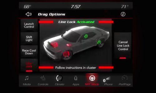 Dodge Challenger SRT Demon does 1/4 mile in 10.5 sec (video)