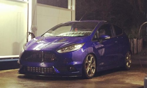 Modified Ford Fiesta ST kills two occupants, exhaust fumes blamed