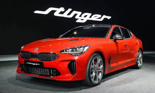 Kia Stinger official 0-100km/h & power outputs confirmed