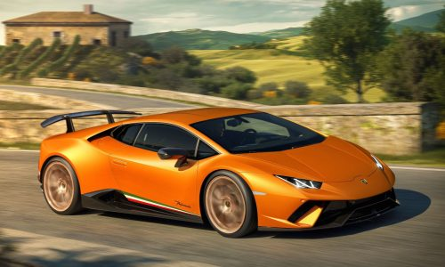 Lamborghini Huracan Performante officially revealed
